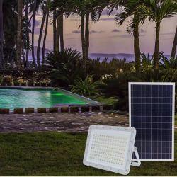 200W Energey de boa qualidade Salvando 25W luz de piso solar solares impermeável IP67 Luz de Jardim
