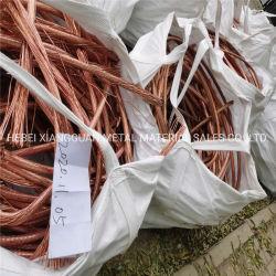 Millberry 99.9% metalen schroot draad Goedkope Prijs Koper draad schroot Gemaakt in China