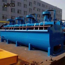 Горнодобывающих предприятий молочной пены Машины флотационные для железной руды песок бокового качания