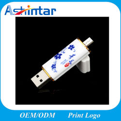 USB2.0/USB3.0 Flash диск 2 в 1 Memory Stick Micro-USB OTG керамики телефон флэш-накопитель USB