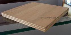 El contrachapado comercial de buena calidad para muebles, decoración, construcción y uso de embalaje en China