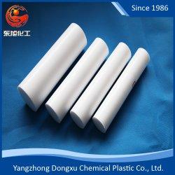 100% virgem extrudado anticorrosivo PTFE haste sólida de plástico/Bar