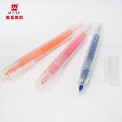 교무실 공급을%s 경험있는 8개의 색깔 형광성 하이라이트 펜