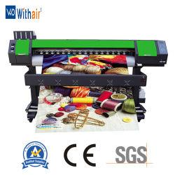 5.2M цифровой принтер для струйной печати широкоформатных принтеров с экологически чистых растворителей Epson Dx5 печатающих головок