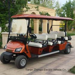 8 Sitzrücksortierung-Golf-Auto batteriebetrieben