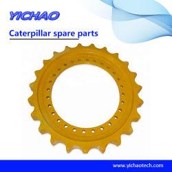 Filtro de la oruga Bulldozer de oruga la vía del tren de rodaje los tornillos de piezas de repuesto en el chasis