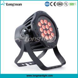 illuminazione esterna del punto di 14PCS 3W IP65 LED per la discoteca