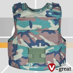 PE Bulletproof Vest faite de fibre Dyneema