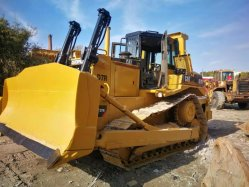 Usados na Cat bulldozer D7RR/lagarta D6 a D7 D7h d6r d7r TERRAPLENAGEM
