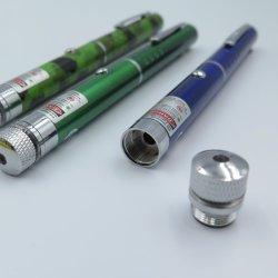 強いOEMを新式のUSBと再充電可能な専門家レーザーのポインターのペン買いなさい
