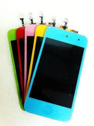 iPodの接触4第4 GEN 4Gの多彩な取り替えLCDスクリーンの計数化装置ガラスアセンブリのため