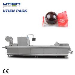 أداة الضغط الحرارية ذات الختم البلاستيكي Dzl-420r مع خط إنتاج جيد