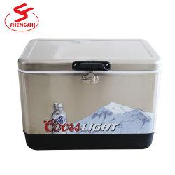 54 L Edelstahl-Kühlvorrichtung-Kasten