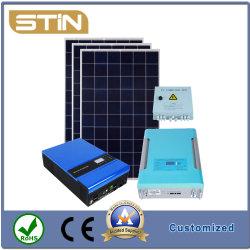 容易な取付けはグリッドの太陽発電装置からの長い寿命 5kw を離れて 家庭用