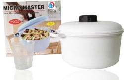 새로운 플라스틱 마이크로웨이브 마스터(TV0104)