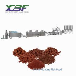 Alimento di pesci d'affondamento di galleggiamento dell'alimentazione della pallina che fa macchina
