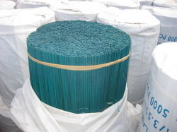 Secagem Natural Tonchino Pólo de bambu e Flor de bambu Stick
