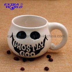 Promoción 2020 tazas de cerámica fantasmal de regalo y decoración para Halloween