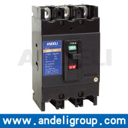 100A MCCB Moulded Fall Circuit Breaker (AM7)