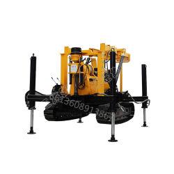 Montada sobre Orugas Hidráulico completo equipo de Perforación pozo de agua portátil