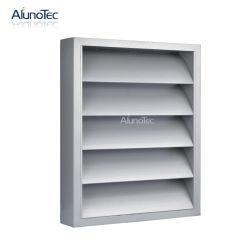 2018 Hot Sale extérieur profil aérodynamique Sun Louvre en aluminium réglable
