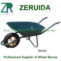 유럽 Market를 위한 강한 Body 및 Good Sales Wheel Barrow