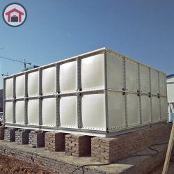 De glasvezel Versterkte Plastic Tank van het Water van de Opslag van het Water FRP/GRP