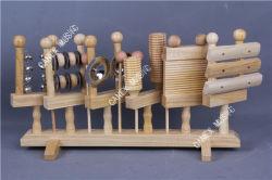 Houten Geplaatst Slaginstrument/de MiniReeks van het Instrument (MSB1)