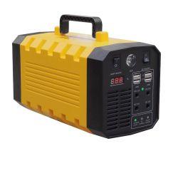 500 Вт аварийный источник питания кемпинг портативный внешний аккумулятор док-станции зарядки 500 Вт 500WH портативный с Pd 3.0 65W выход