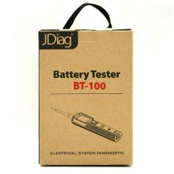 自動車ツールが付いているJdiag Bt100電池のテスターBt100の電気システム回路テスター