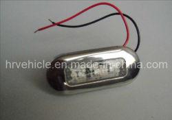مصباح الزينة LED المستطيل للقوارب RV 10-30 فولت