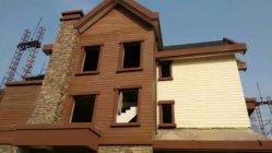 Fibre de bois du Conseil de la texture de ciment Le ciment d'administration