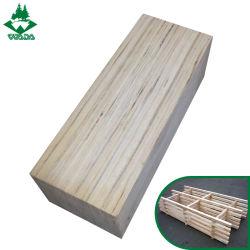 Madeira para fazer as paletes LVL palete de embalagem de madeira serrada embalagem LVL