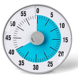 7.5-duim de Overmaatse Visuele Tijdopnemer van de Aftelprocedure, het 60-minieme Beheersinstrument van de Tijd van de Tijdopnemer van de Keuken Voor Jonge geitjes, Leraren en Volwassenen