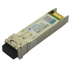 سيينا (على سبيل المثال Nortel) وحدة جهاز إرسال واستقبال Dom متوافقة مع 12340 10GBASE-Er SFP+ 1550 نانومتر 40 كم