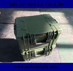 Plastikspritzen-Militär-Behälter