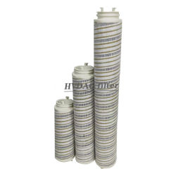 Référence croisée du filtre hydraulique ue310un08Z/13z/20z filtre HEPA, fibre de verre