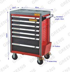 Chariot à sept outils de tiroirs (G-307)