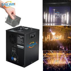 USD210/PC400W DMX kalte Funken-Maschinen-Brunnen-Feuerwerke für Hochzeit