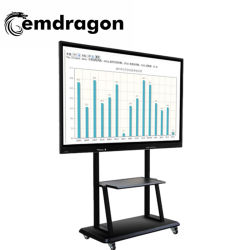 Infrarot Werbeplayer 43 Zoll LED Vertikal Trestle Werbeplayer Digital Photo Frame Ad Player Standard LED Digital Signage