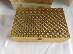 Verificación&Caja de regalo una caja de madera &Leagher&&Decoración&Joyería de moda &