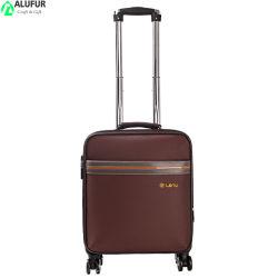 Premium с возможностью расширения Softside вращатель чемодан посадочный талон кейс
