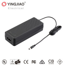 Lithium-Batterie-Laptop-Aufladeeinheit China Soem-12V/18V/19V/24V/45With65With90With100With125With200W mit Ce/UL/TUV/RoHS
