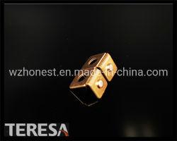 Metal elétrico bronze fosforoso ponte de contacto da mola com ponta de Prata Agcdo