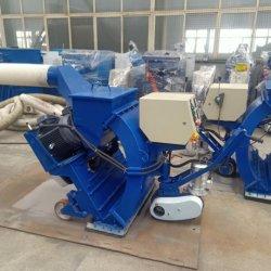 空港走路の使用の床の表面のショットブラストのクリーニング機械