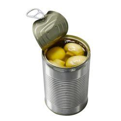 辛く、極度の缶詰食品
