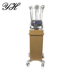 Zweipoliges HF-Ultraschallhohlraumbildung-Vakuum, das Maschinen-Gewichtfette Cellulite-Verkleinerung (YH119, abnimmt)
