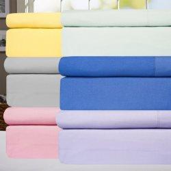 Bon linge de lit de /Embrodier de consolateur de textile à la maison
