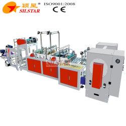 Machine Entièrement Automatique avec Deux Lignes à Fabriquer le Sac en Roulement (GBDSA-400)