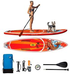 Isup/Placa Sup /Raquete Board/ sup/prancha insuflável/Stand up Paddle Board